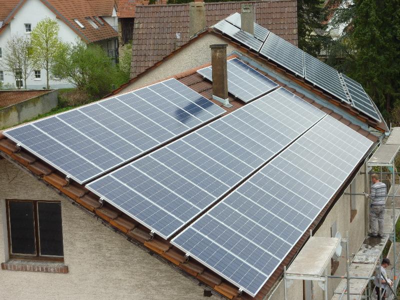 Fotovoltaikanlage 2